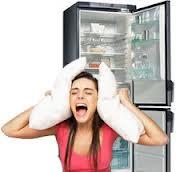 Шумный холодильник не даёт спать